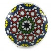 Blue and White Mandala Knob