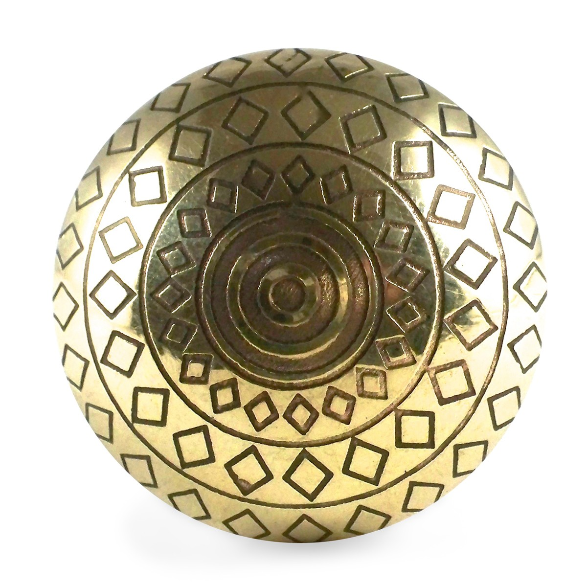 bouton de meuble metal dor diamants vintage 4 50 me14. Black Bedroom Furniture Sets. Home Design Ideas