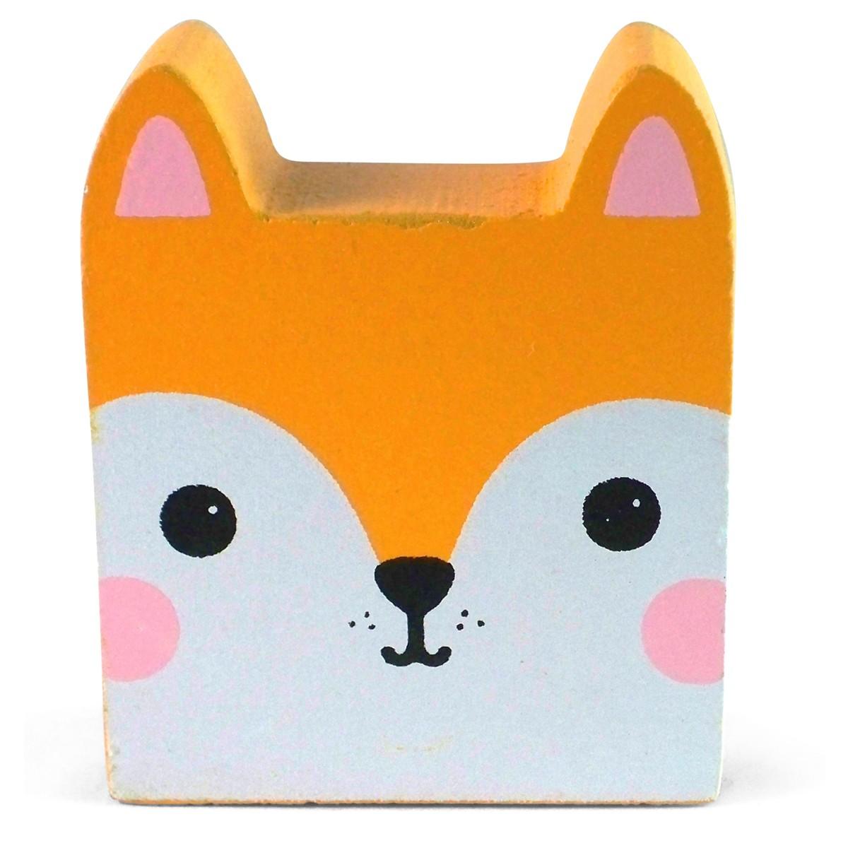 bouton de meuble renard hiro kawa chambre d enfant 3 99 ss31. Black Bedroom Furniture Sets. Home Design Ideas