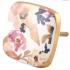 bouton de meuble fleur rose - boutonsdemeubles.com