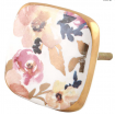 Bouton de Meuble Fleur Multicolore